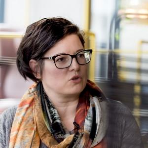 Portraitfoto Birgit Barilits