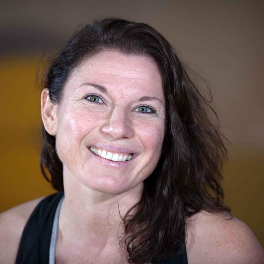 Portrait-Foto Fitness-Trainerin Barbara Tryfoniuk