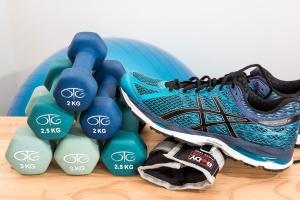 Basis-Sportausrüstung für Pensionisten