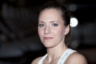 Sportjournalistin und Fitnessbloggerin Bernadette Hörner im Portrait