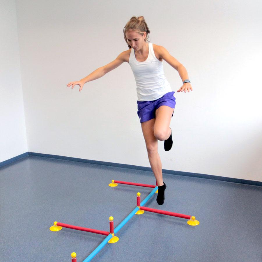 Kreuzbandriss Reha Übungen für zu Hause