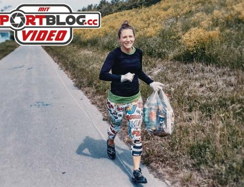 Plogging: Neuer Öko-Lauftrend aus Schweden