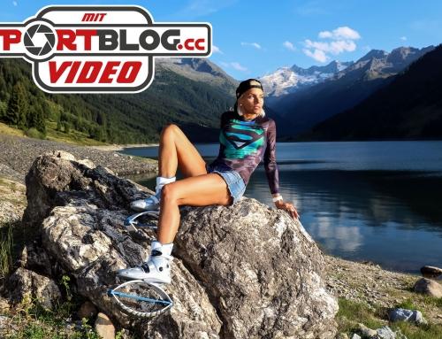 Kangoo Jumps: Sanfte Hüpf-Schuhe steigern die Ausdauer