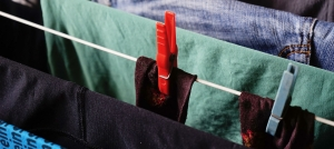 Wäsche am Wäscheständer - muss sie gut duften?