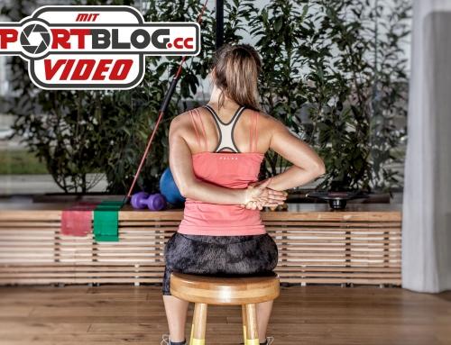 Rückentraining: 11 effektive Übungen im Sitzen