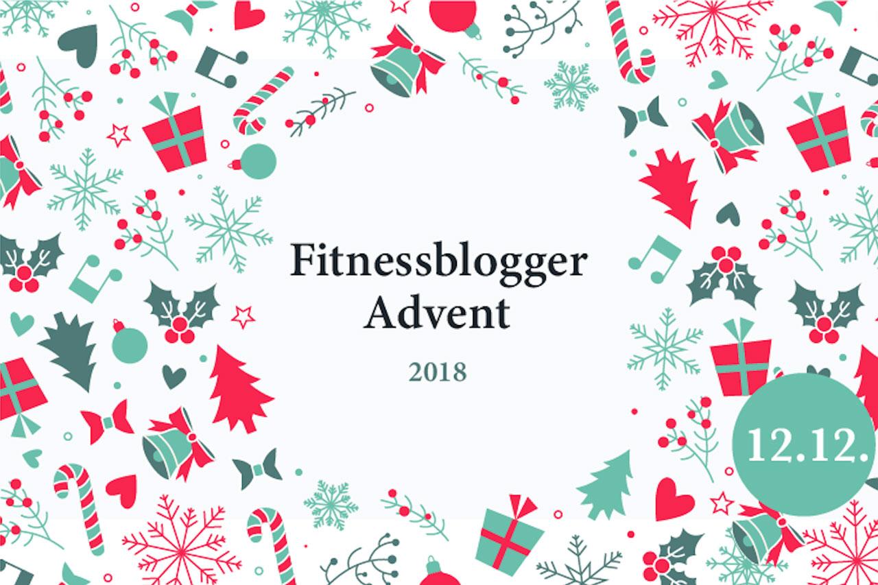 Grafik Fitnessblogger Adventskalender 2018
