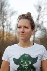 Portraitbild Bernadette Hörner