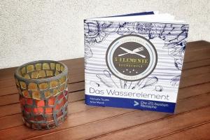 Booklet: Elementares Kochen – die 5 Elemente Kochschule. Das Wasserelement