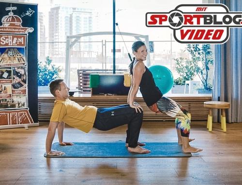 Partner-Workout: 8 Ganzkörper-Übungen zu zweit