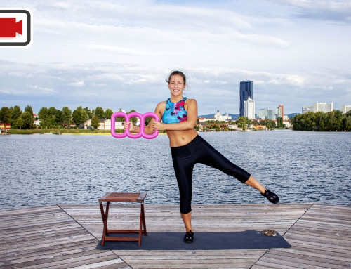 Fit im Sommer: Aqua Bodyshape mit Benamic